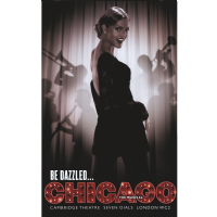 Chicago Be Dazzled Repro Poster